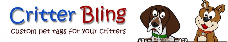 Critter Bling Banner