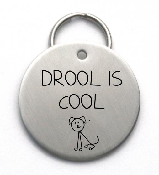 funny dog tag