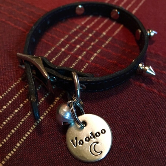 critter bling moon tag